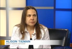 Alison Tieman