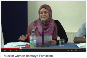 muslim woman destroys feminism3
