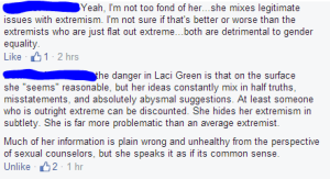 the danger with Laci Green
