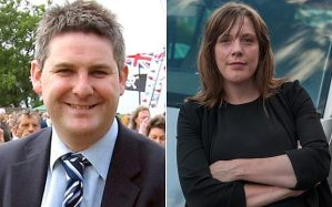 Abgeordnete Philip Davies and Jess Phillips